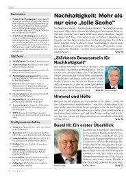 Profil: Inhalt 07/2010