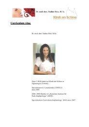 Download vita (.pdf) - Clinica Dental Tallarek Hotz