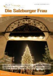 Download Ausgabe Dezember 2010 - ÖVP Frauen Salzburg