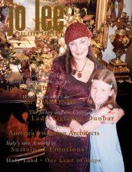 for DIAMONDS Lady Vivianna Dunbar America's ... - JO LEE Magazine