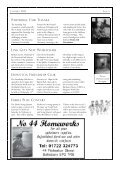 winter newsletter - Downton Village - Page 5