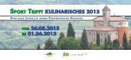 Anmeldung und Flyer - Sportkreis Ostalb