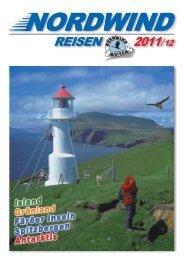 REISEN 2011/12 - Nordwind Reisen