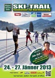 SKI-TRAIL 2013 - Deutscher Skiverband