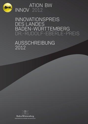 Wettbewerb - Informationszentrum Patente Stuttgart