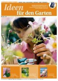 Ideen für den Garten - Augsburger Allgemeine