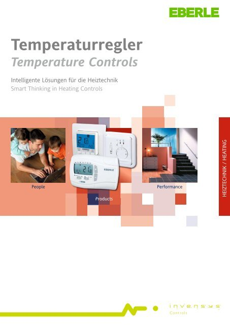 Raumtemperaturregler Room