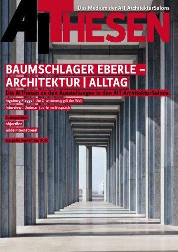 Baumschlager eBerle - Hamburg - AIT-ArchitekturSalon