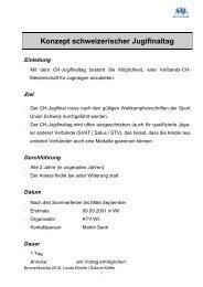 Konzept-schweizerischer-Jugifinaltag - Sport Union Schweiz