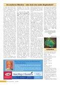 Badfest in Nossen vom 11. bis 13. Juli - Nossner Rundschau - Page 6
