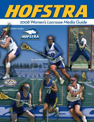 HOFSTRAwomen'slacrosse2008 - Home Page Content Goes Here