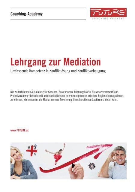Lehrgang zur Mediation - Future
