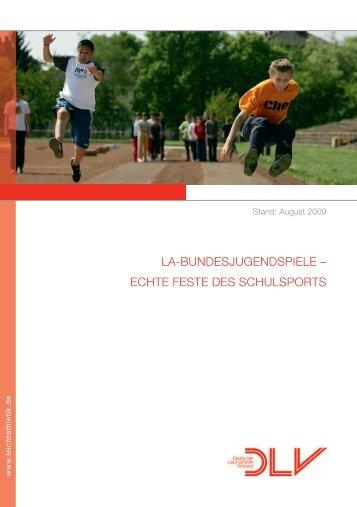 la-bundesjugendspiele - Schulsport