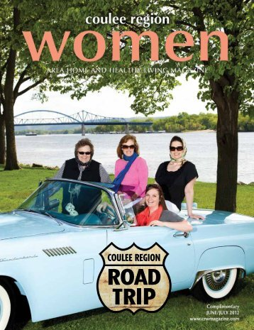 June/July 2012 - Coulee Region Women Magazine