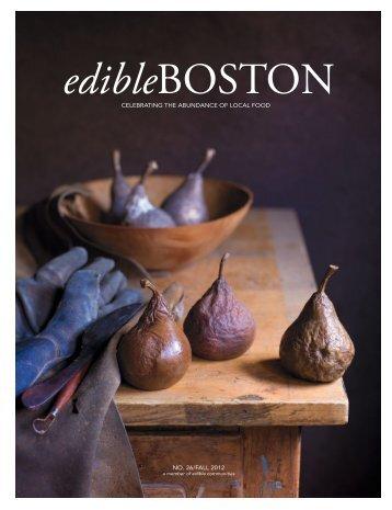 edibleBOSTON