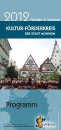 KFK-Programm 2012 - Fruehling+Sommer.pdf - Monheim