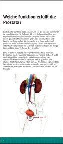 Prostata - Ursprung für viele Männerprobleme - Kyberg Vital - Seite 4