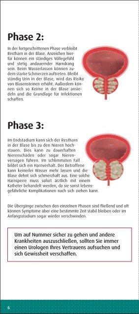 Prostata - Ursprung für viele Männerprobleme - Kyberg Vital