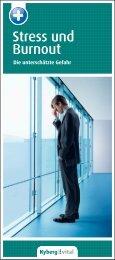 Stress und Burnout - Die unterschätzte Gefahr - Kyberg Vital