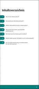 Unser Immunsystem - Zentrum der Gesundheit - Kyberg Vital - Page 3