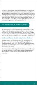 Unser Immunsystem - Zentrum der Gesundheit - Kyberg Vital - Page 5
