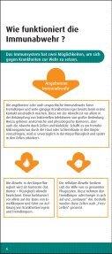 Unser Immunsystem - Zentrum der Gesundheit - Kyberg Vital - Page 6