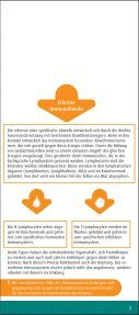 Unser Immunsystem - Zentrum der Gesundheit - Kyberg Vital - Page 7