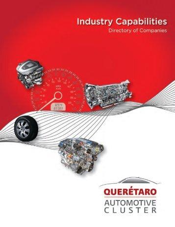 body - exterior - Queretaro Automotive Cluster
