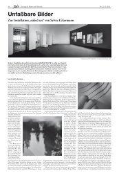 Seiten als pdf - kunstraum BERNSTEINER