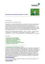 Newsletter 1/2013_13.01.2013 - Odenwald-Institut