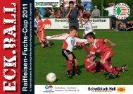 ECK.BALL 2011 - HGL-Cup