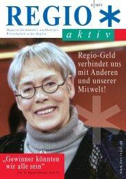 Ausgabe Januar 2013 - Der Regio