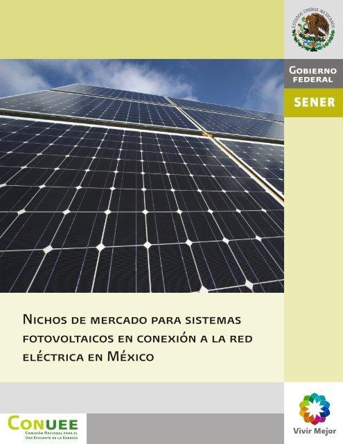 Nichos de mercado para sistemas fotovoltaicos en conexión a ... - GIZ