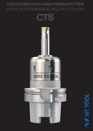 hochleistungs-kraftspannfutter high performance ... - Edeco Tool