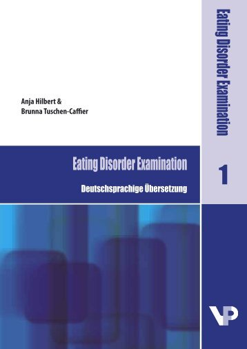 an examination of the eating disorders in america Ocd and disordered eating: when ocd masquerades  the anxiety disorders association of america, arlington,  • symptoms that ocd and eating disorders.