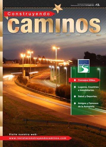¡Mirá la revista Online! - Autopistas al Sur