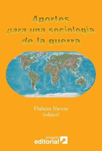 Aportes para una sociología de la guerra.pmd - Facultad de ...
