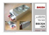 BSC524 -12V