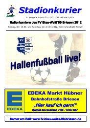 Stadionkurier Halle 9-2011-2012 - Amt Odervorland