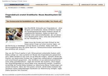 Handelslatt.com (de) - it-werke