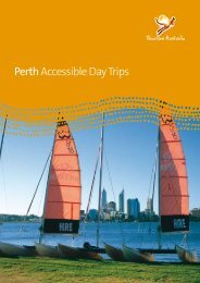 Perth Accessible Day Trips - Total Holiday Experience