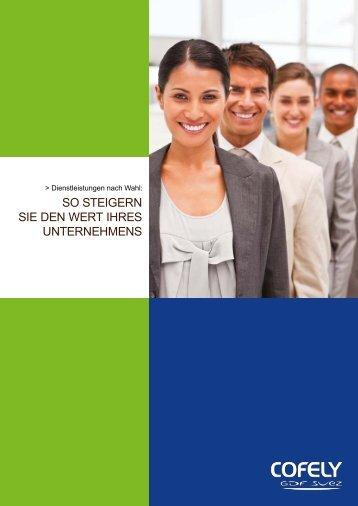 Dienstleistungen - COFELY Gebäudetechnik GmbH
