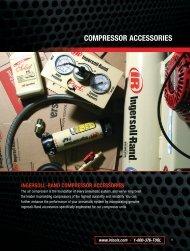 Ingersoll Rand Compressor Accessories - Lou Zampini & Associates