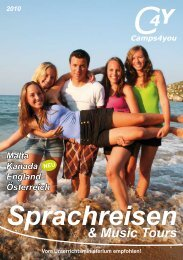 Malta - Camps4you Sprachreisen