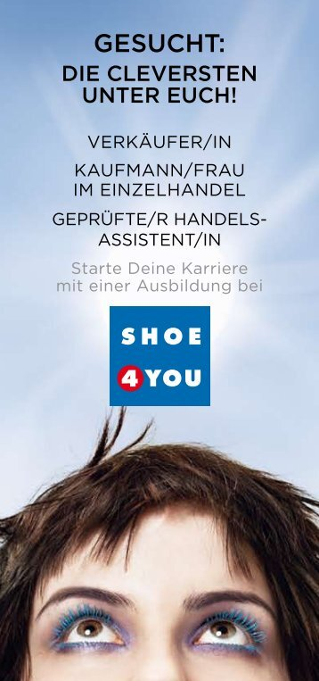 GESUCHT: - Shoe4You