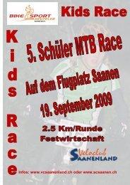 Infos: www.vcsaanenland.ch oder www ... - GeMo Computer 2000