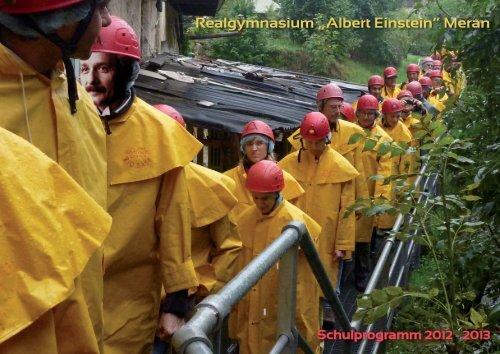 """Realgymnasium """"Albert Einstein"""" Meran"""