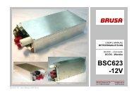 Betriebsanleitung NLG5 - Brusa
