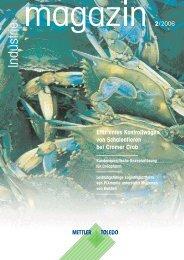 Industrie Magazin 2/2006 (680KB) - Mettler Toledo