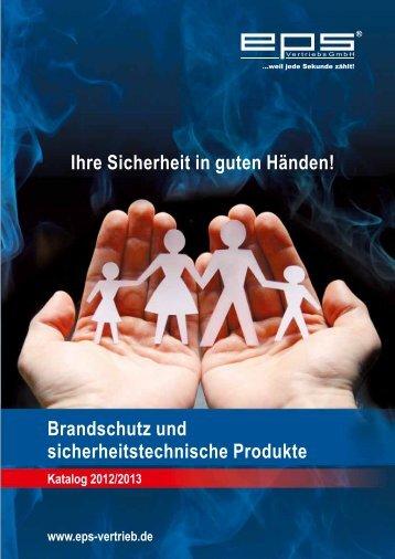 Brandschutzkatalog 2012/2013 - EPS-Vertrieb